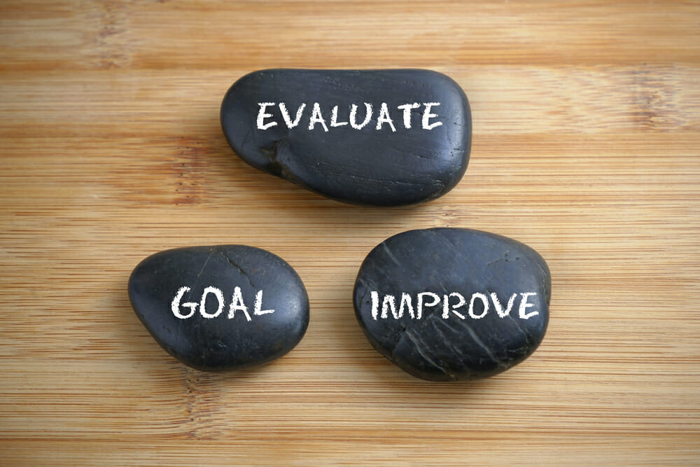 self evaluate