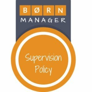 Supervision Policy