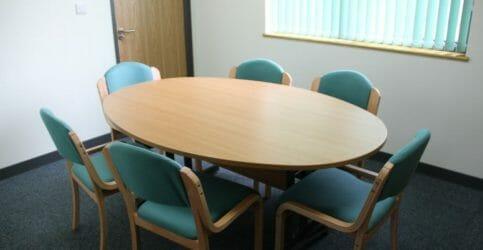 MBK Training Ltd - Meeting Room
