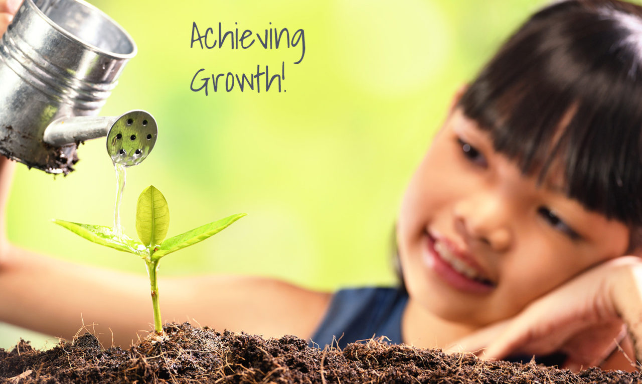 achieving growth