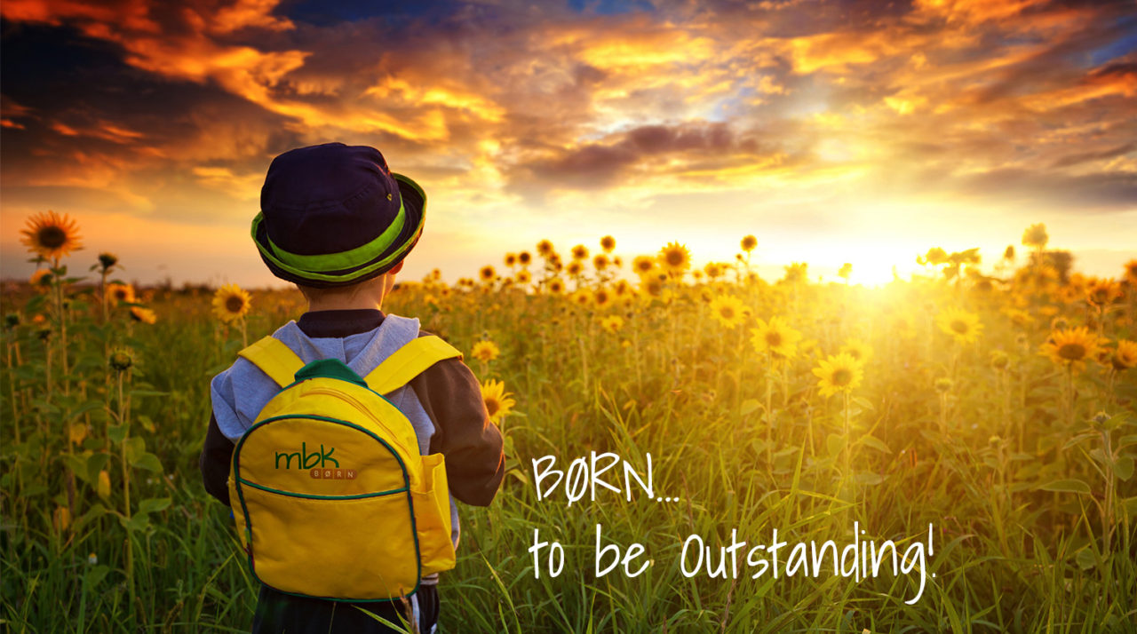 born to be outstanding