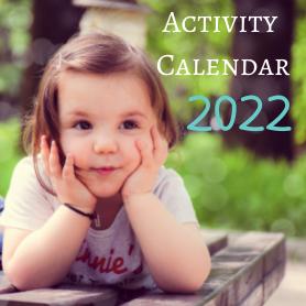 Activity Calendar 2022